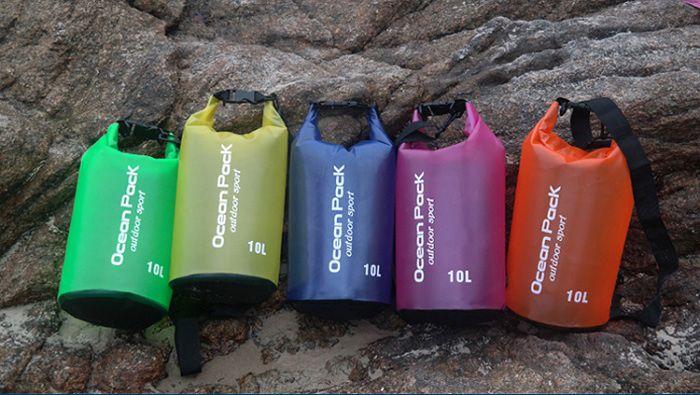Outdoor Sport Beach Waterproof Bucket Bag