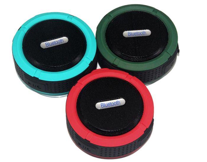 Waterproof Wireless Mini Outdoor Bluetooth Speaker