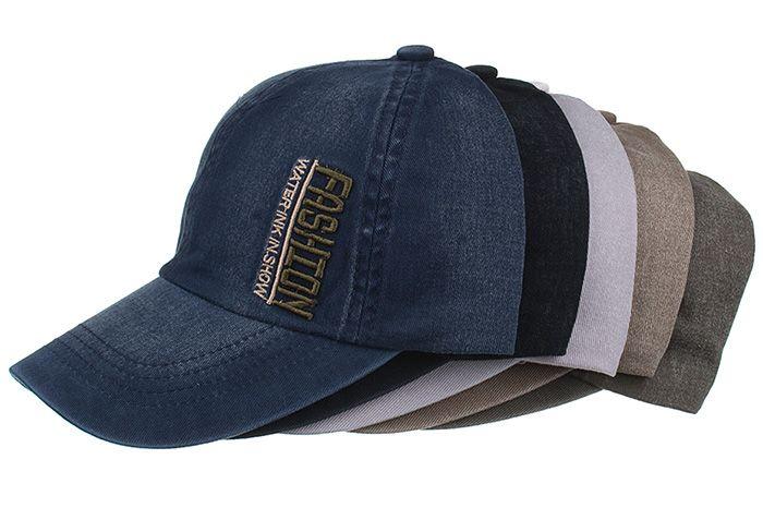 FASHION Embroidery Adjustable Baseball Hat