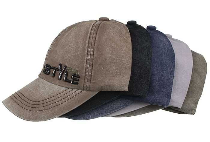 Unique STYLE Embroidery Adjustable Baseball Hat