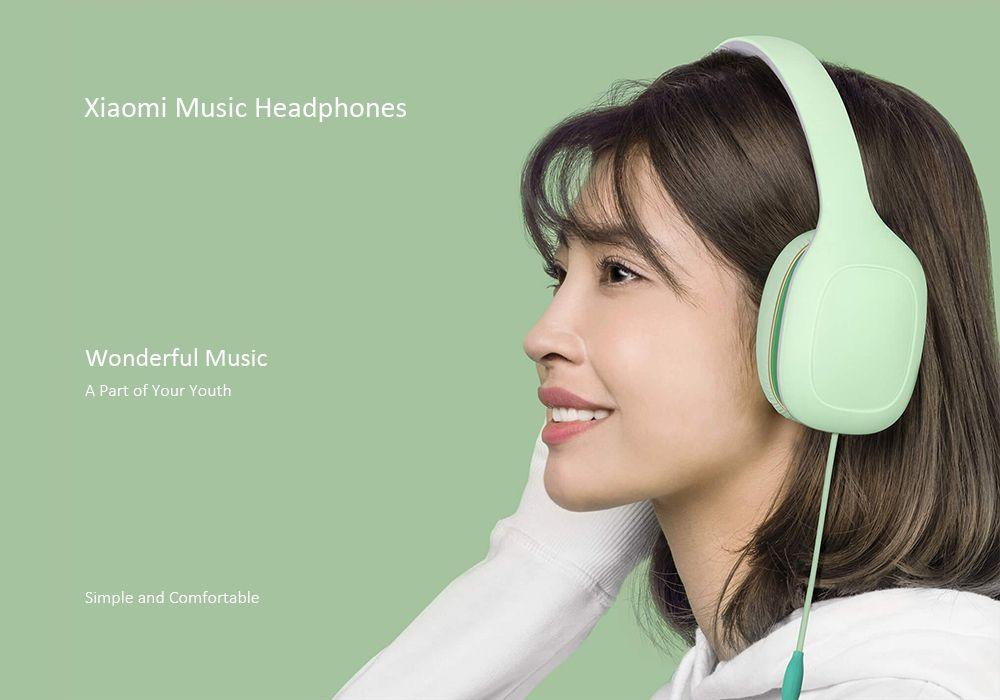 Original Xiaomi Headphones Built-in Mic